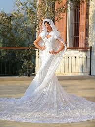 spécial magazine rym saidi u0027s george hobeika wedding gown is a