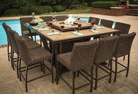 8 tips for choosing patio furniture choosing bar height fire pit table set foster catena beds