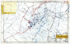 Run Map Bearss Map Battle Of Hatcher U0027s Run February 6 1865 Map 3 U2014 The