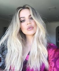 sexy hairstyles for plus size woman with double chins khloe kardashian sexy instagram update shows off her flirty side