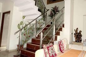 Glass Staircase Design Buy Steel Glass Staircase Railings From Malviya Steel Beawar