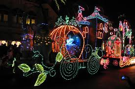 electric light parade disney world disney world electric light parade magic kingdom thomas grim