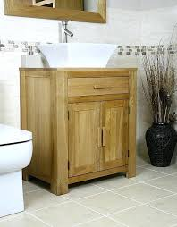 wood bathroom vanity u2013 homefield