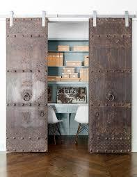 Pivot Closet Doors Pivot Closet Doors Home Office Traditional With Wood Trim