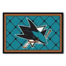 Nhl Area Rugs Teal Nhl Area Rugs Rugs The Home Depot