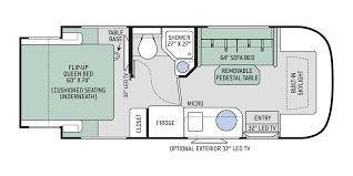 floor plans gemini ruv 23tr