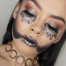 12 pretty halloween makeup ideas from instagram glamour south africa