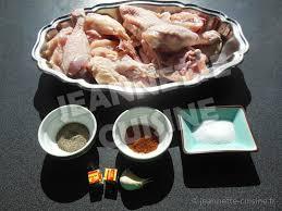 la bonne cuisine ivoirienne poulet braisé plat africain jeannette cuisine
