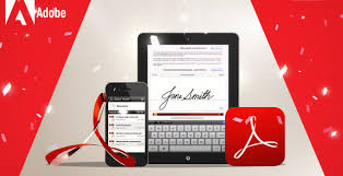 reader for android adobe pdf reader for android becomes adobe acrobat document cloud