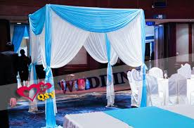 wedding accessories store the wedding tent silk cloth decorated tent marquee wedding