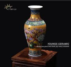 Pottery Vases Wholesale Unique Chinese Large Floor Red Ceramic Vases Wholesale Buy Red