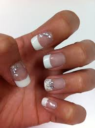 black french tip nails stiletto nails pointed french tip almond