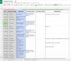 calendar blog editorial calendar template