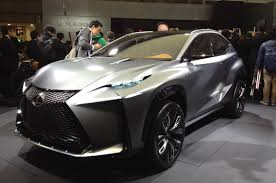 lexus lf nx suv price tokyo motor show 2013 lexus lf nx concept autocar