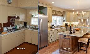 Cheap Kitchen Ideas Cheap Kitchen Remodel Decorating Ideas Before After Small