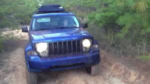 red jeep liberty 2008 jeep liberty 2009 kk offroad youtube