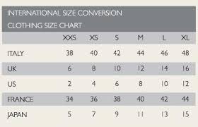 dress size chart conversion socialmediaworks co