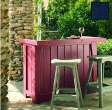 Garden Bar Table And Stools 16 Smart And Delightful Outdoor Bar Ideas To Try Outdoor