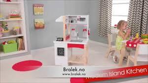 kidkraft island kitchen modern island lekekjøkken kidkraft