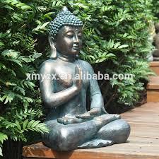 garden religious sculpture bronze large buddha statue buy large