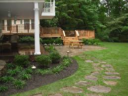 backyard living green meadows landscape contractors