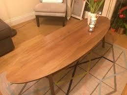 ikea stockholm coffee table ikea stockholm walnut coffee table in hackney london gumtree