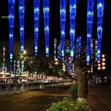 30cm 32led 8tubes blue led icicle light