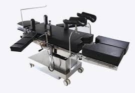 Surgical Table Hydraulic Operation Tables Operation Table Side End Control