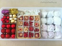 Christmas Ornament Storage Drawers by Best 25 Christmas Storage Boxes Ideas On Pinterest Ornament