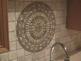 How To Use Mosaic Medallions In Home Decor Mozaico Blog - Medallion tile backsplash