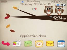 themes blackberry free download free owl in love theme blackberry forums at crackberry com