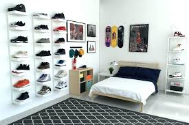 bedroom wall shelving ideas bedroom wall shelves contemporary for shelf throughout 13
