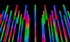 dynamic animated light displays and surprising new led options