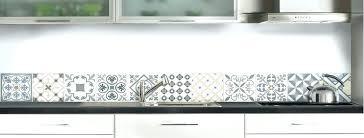 frise cuisine autocollante frise pour cuisine cracdence de cuisine carreaux ciment tradition