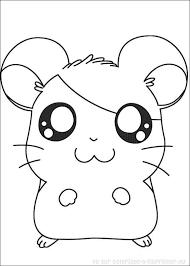 119 dessins de coloriage Hamster à imprimer