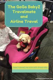go go kids travelmate using go go kidz travelmate with my clek fllo on a airplane