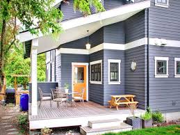Creative Ideas Nice Color Should I Paint My House With Wooden - Exterior home decoration