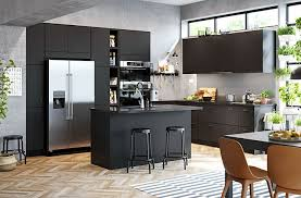 small kitchen cupboard design ideas 80 black kitchen cabinets the most creative designs