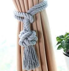 the decision of curtain ties home deco pixijasmine com
