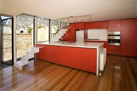 bright modern kitchen kitchen colorful kitchen design combined with stainless cabinet