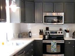 white backsplash dark cabinets backsplash tiles for dark cabinets white subway tile with dark