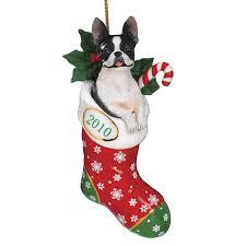 2010 annual boston terrier ornament the danbury mint