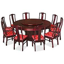amazon com china furniture online rosewood dining table 60
