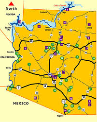 parks map arizona state parks national parks in arizona map locations