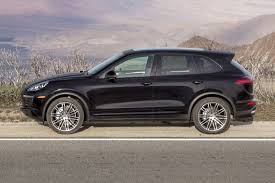 Porsche Cayenne Suv - 2018 porsche cayenne turbo 4dr suv awd 4 8l 8cyl turbo 8a