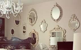 bedroom fancy wall mirror interior decoration for home interior