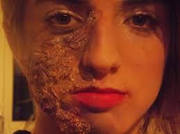 Bear Halloween Makeup by Twinklebluesky November 2014