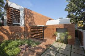 gallery of brick house architecture paradigm 6