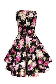 blackbutterfly kids u0027audrey u0027 vintage divinity 50 u0027s floral party