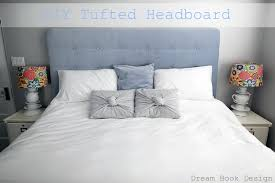 How To Make A Tufted Headboard How To Make A Diy Tufted Headboard Book Design